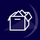 icone carton