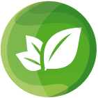label végétal